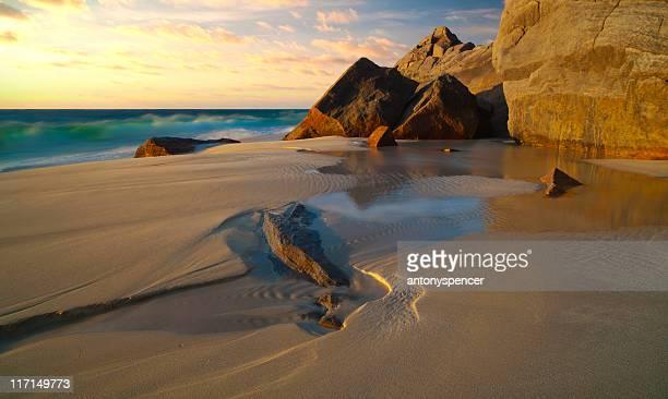Indian Ocean Sunset, near  Perth Western Australia