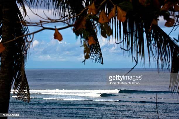 Indian Ocean Waves