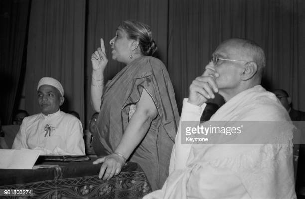 Sarojini Naidu Pictures and Photos - Getty Images