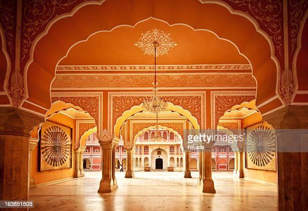 インドの宮殿