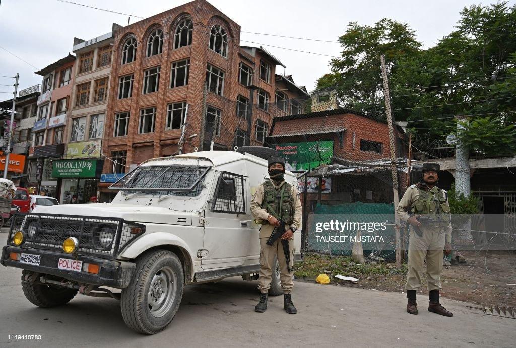 INDIA-KASHMIR-ATTACK-SECURITY : News Photo