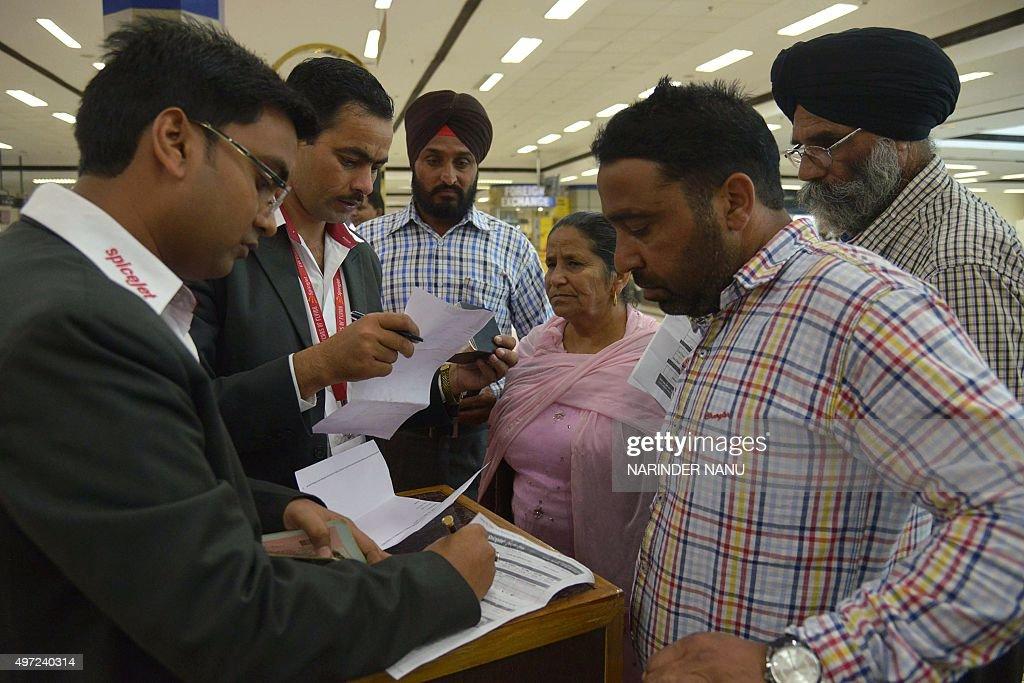 INDIA-DUBAI-ECONOMY-AVIATION : Nachrichtenfoto