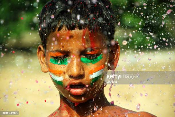 indian - indian flag stock pictures, royalty-free photos & images
