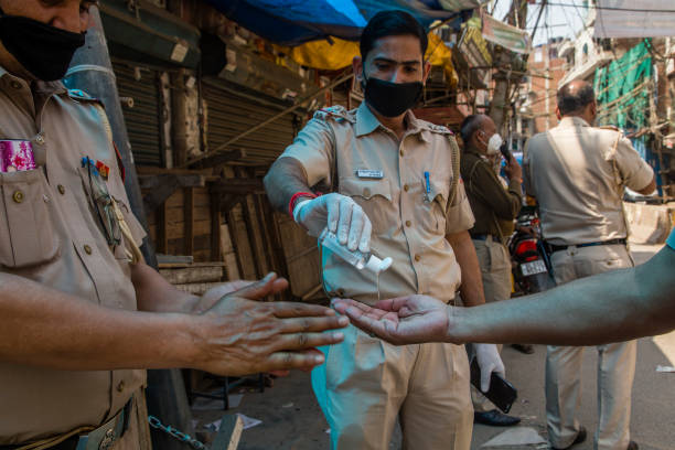IND: India Imposes Nationwide Lockdown As The Coronavirus Continues To Spread