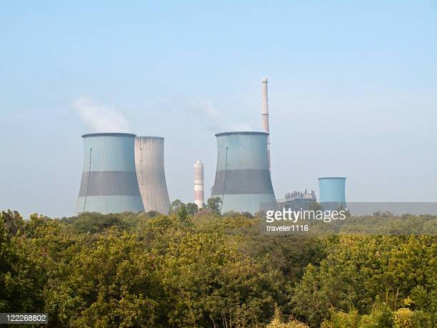 indian power plant - gujarat stock pictures, royalty-free photos & images