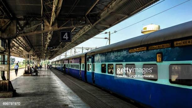 Indian Rail and its Platform