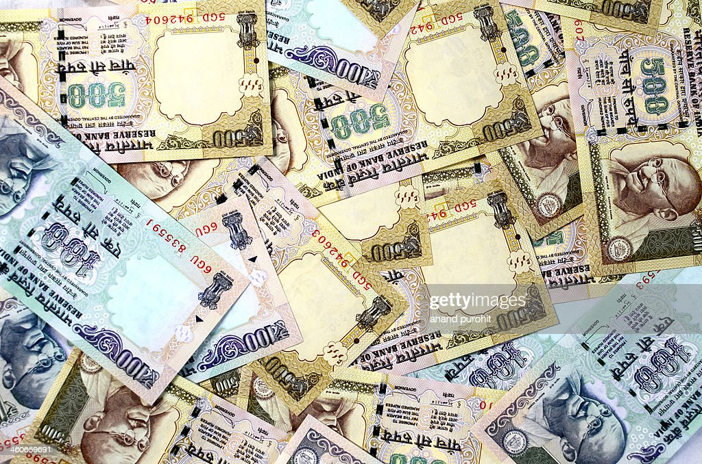 Indian Rs : Stock Photo