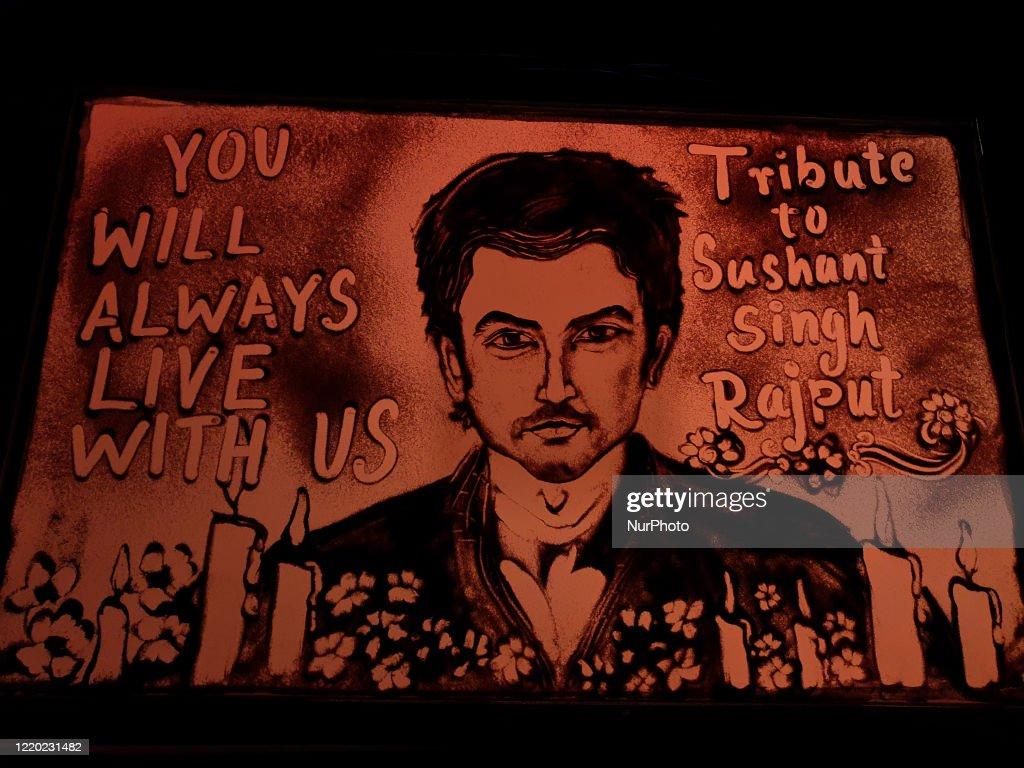 India Bollywood Tribute : News Photo