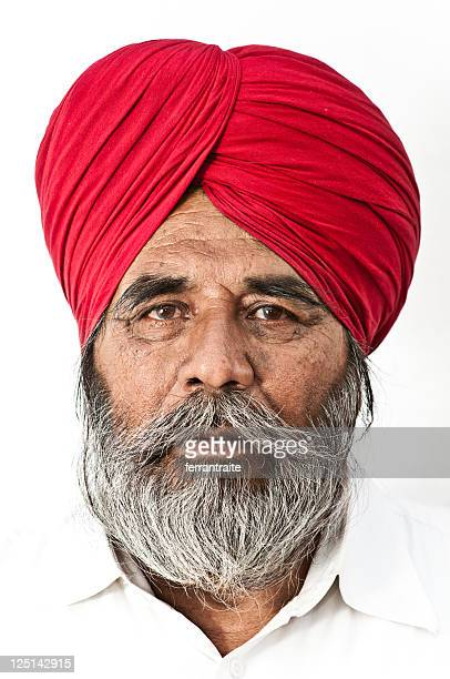 Indian Senior Man