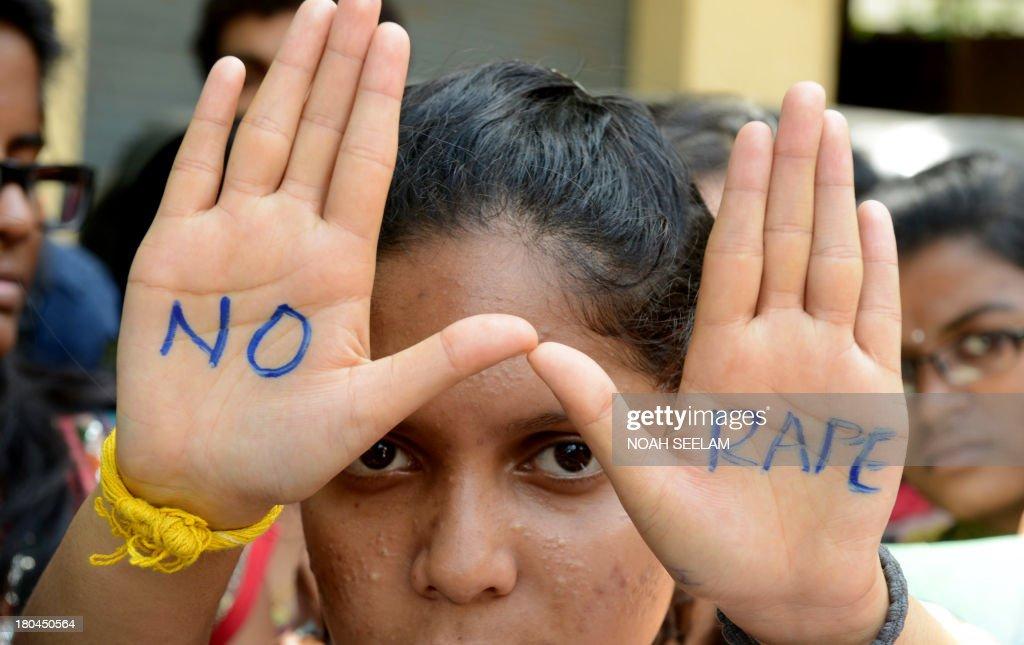 INDIA-RAPE-COURT : News Photo