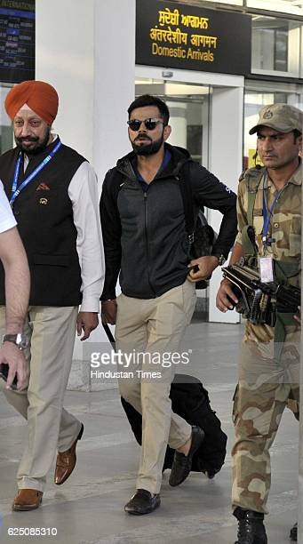 World S Best Virat Kohli Airport Stock Pictures Photos And