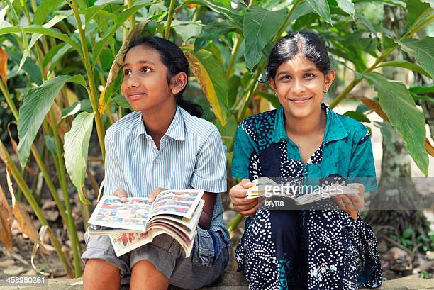 Indian teenage girls
