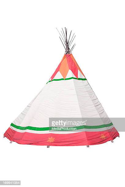 indian tent teepee - teepee stock pictures, royalty-free photos & images