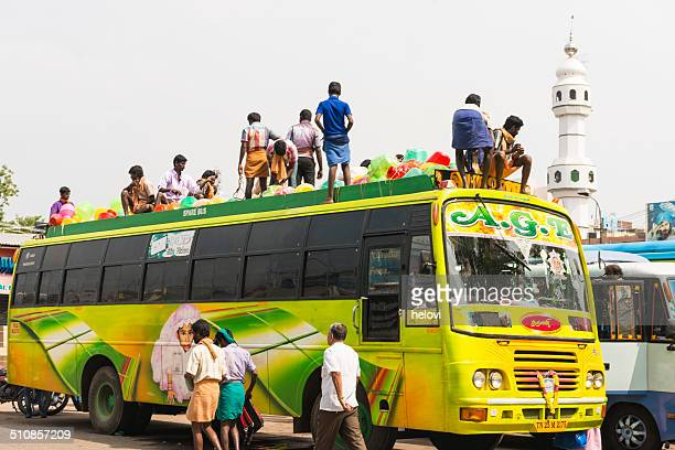 indian transportation - tamil nadu stock pictures, royalty-free photos & images
