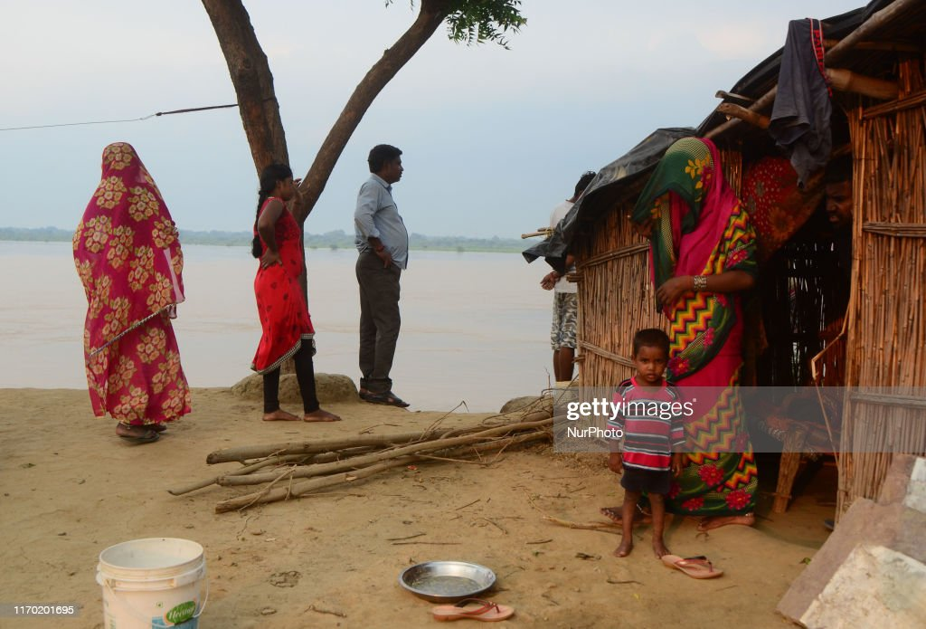 India Flood : News Photo
