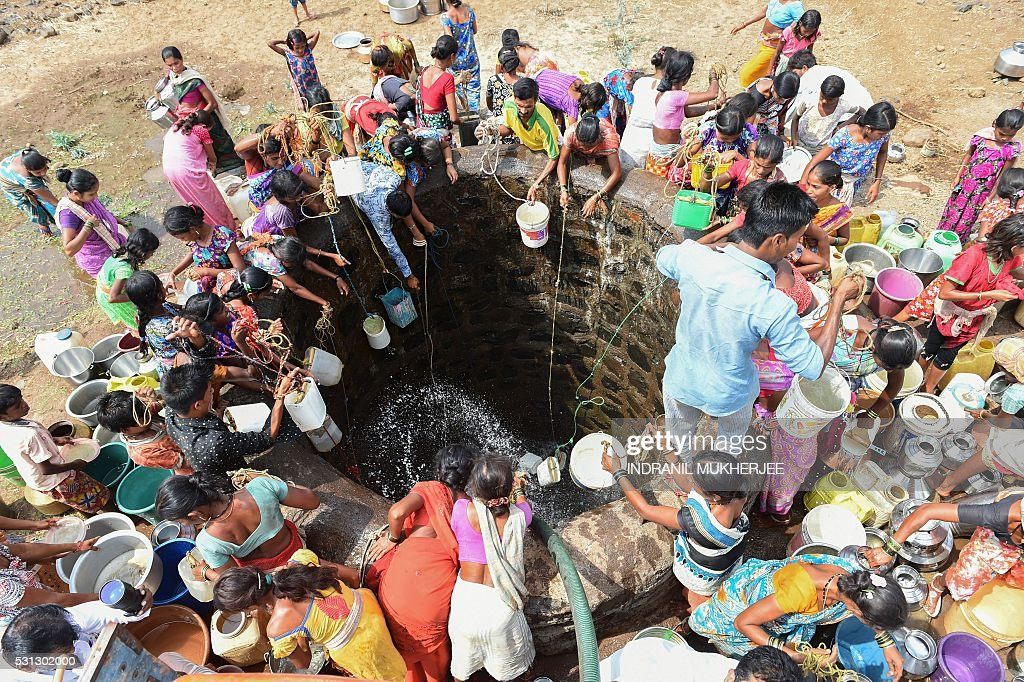 INDIA-WEATHER-DROUGHT : News Photo