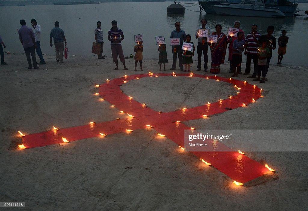 World AIDS Day - India : Nachrichtenfoto