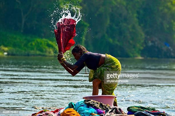 indian washerwoman