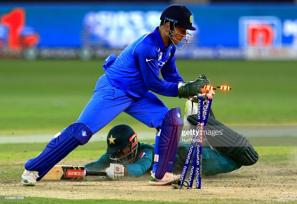 India v Pakistan - Asia Cup 2018 : News Photo