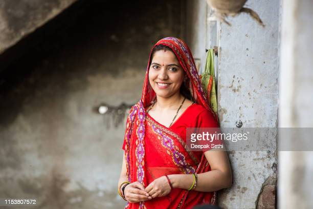 indian woman - stock image - indian culture stock pictures, royalty-free photos & images