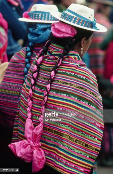 indian women in chichicastenango - guatemala stock pictures, royalty-free photos & images