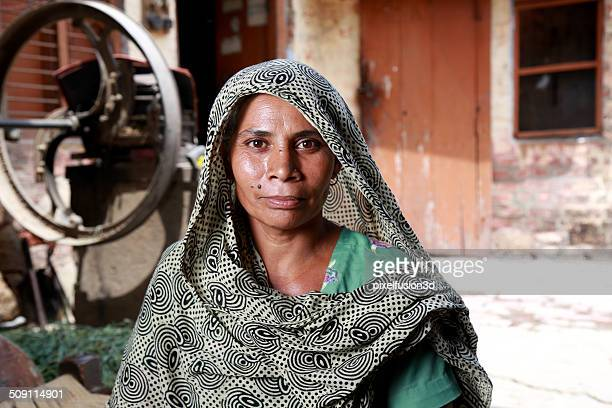 Indian Women Portrait