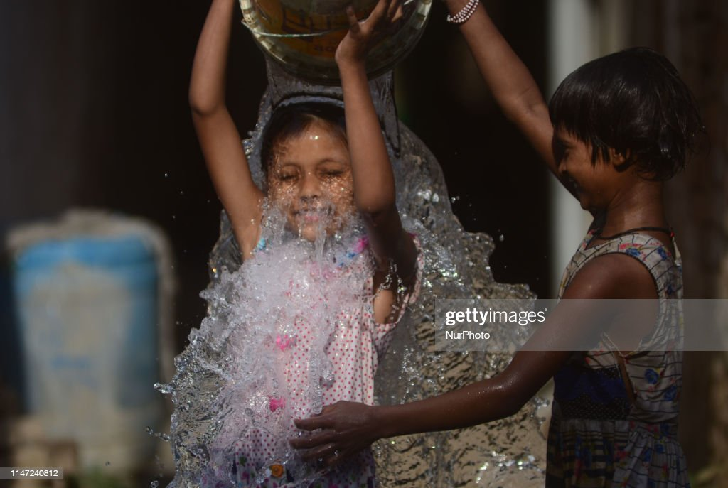 Hot Weather In India : News Photo
