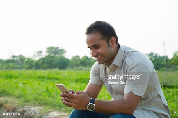 Jovem indiano - imagem de estoque
