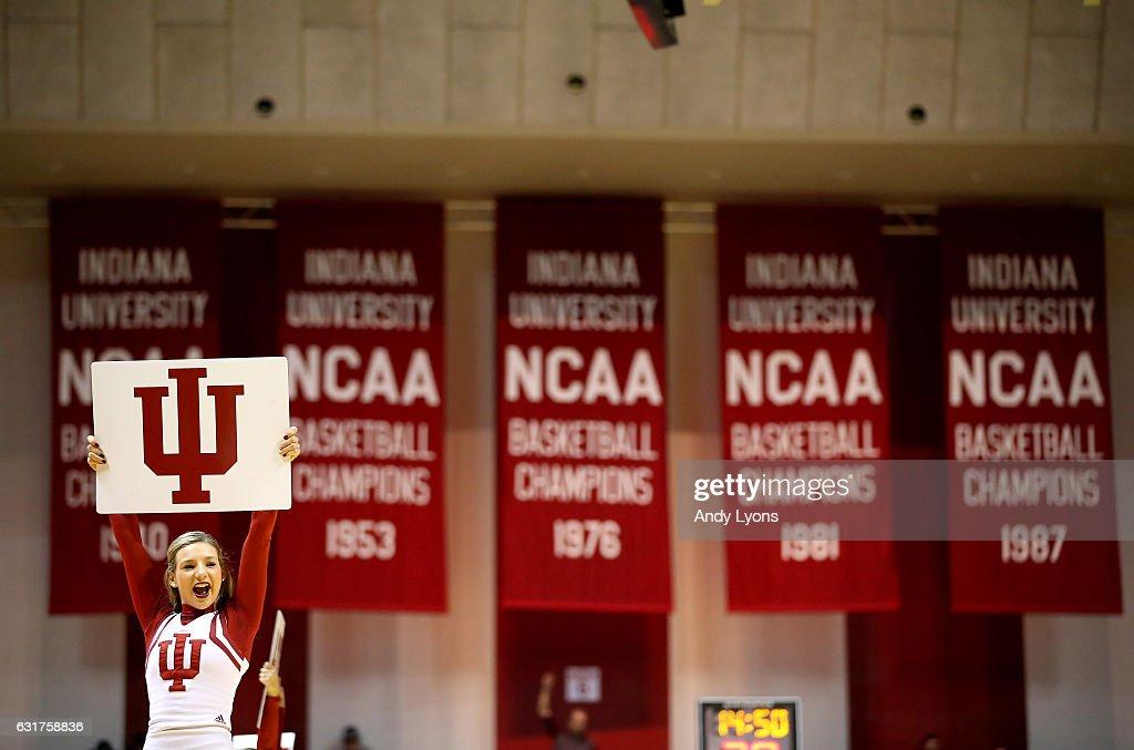 Rutgers v Indiana : Fotografia de notícias