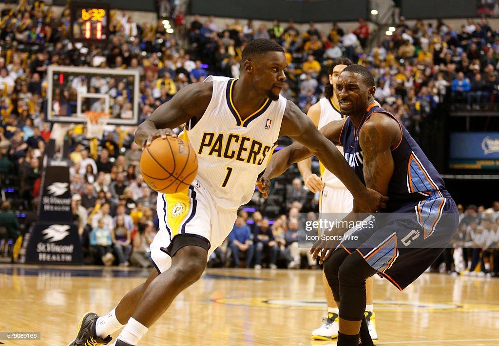 NBA: DEC 13 Bobcats at Pacers : News Photo