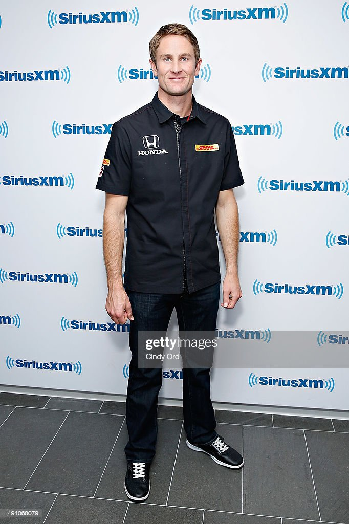 Celebrities Visit SiriusXM Studios - May 27, 2014