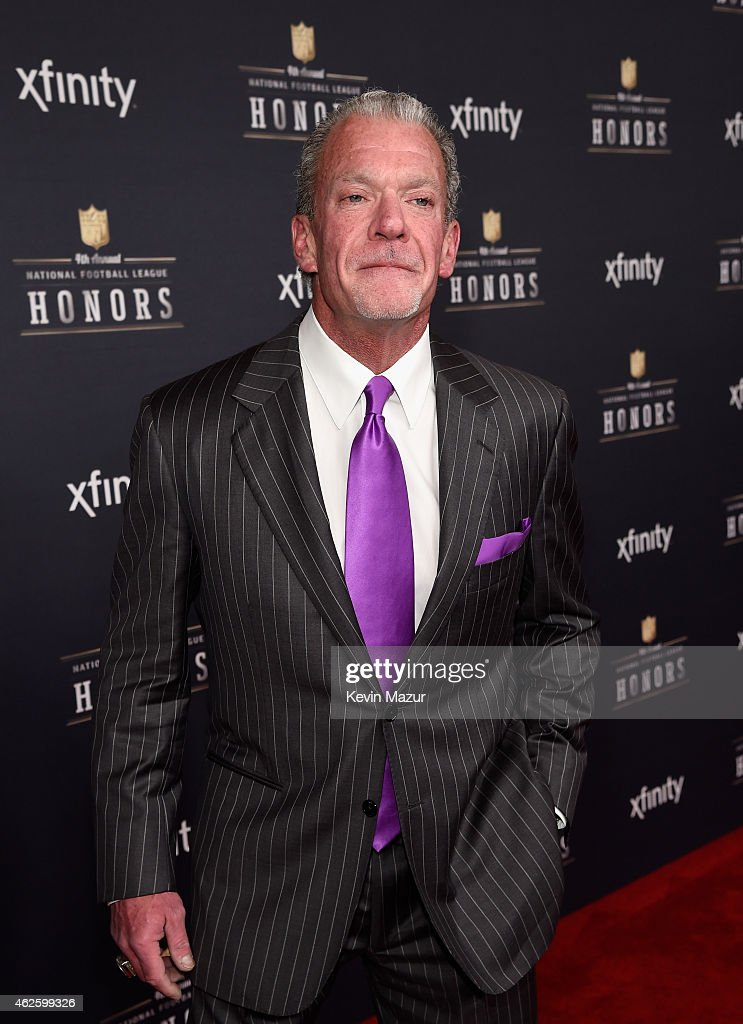 4th Annual NFL Honors - Red Carpet