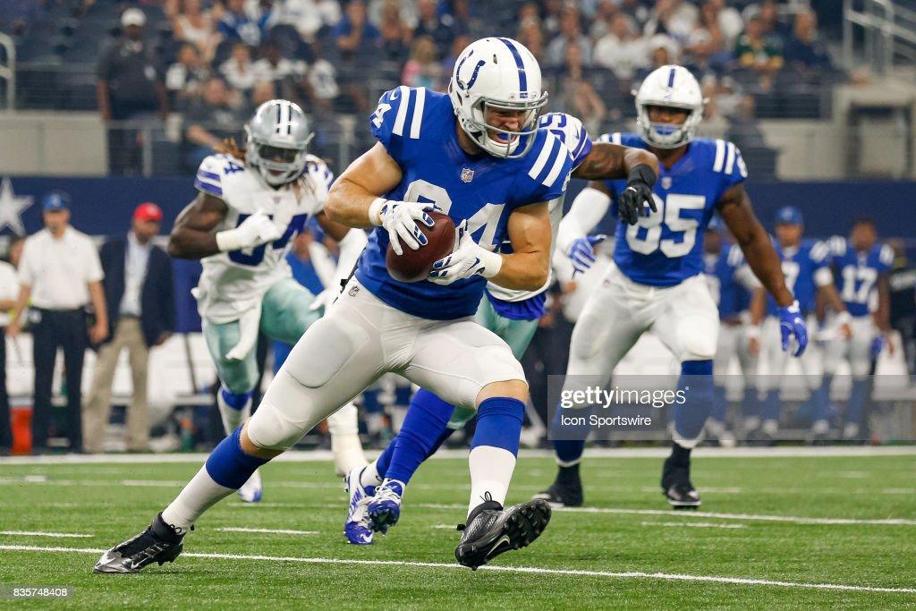 NFL: AUG 19 Preseason - Colts at Cowboys : News Photo