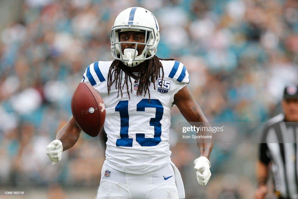 NFL: DEC 02 Colts at Jaguars : News Photo
