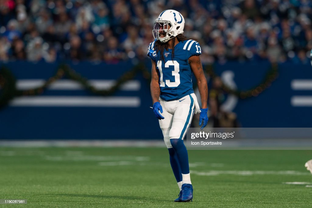 NFL: DEC 22 Panthers at Colts : News Photo