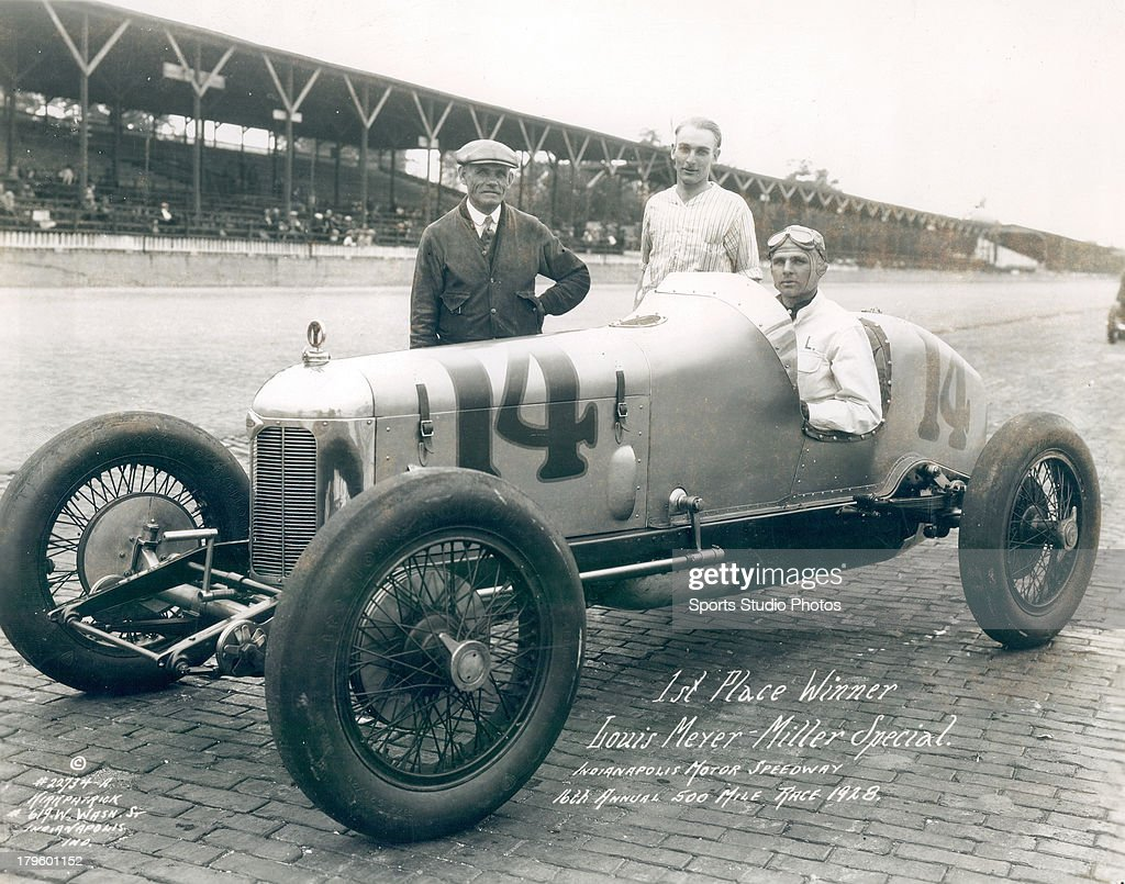 Vintage Auto Racing : ニュース写真