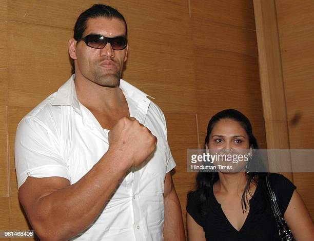 The Great Khali Stock Photos And Pictures