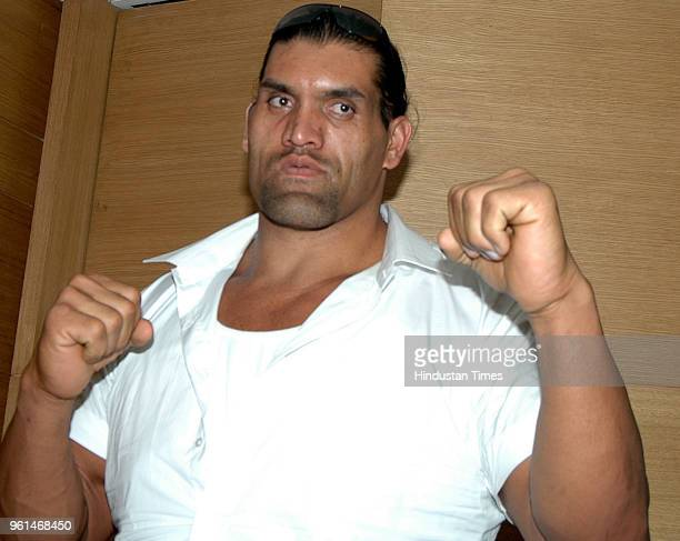 the great khali stock photos and pictures getty images
