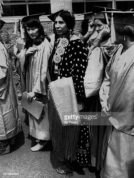 JUL 22 1977 JUL 23 1977 JUL 24 1977 Indians Colorado Peace Treaty Signed By Indians Comanche and Ute Indian tribes from Colorado and Oklahoma...