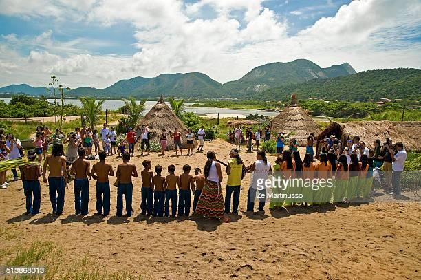 Indians village