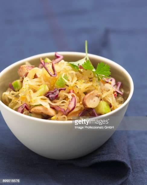 Indian-style sauerkraute