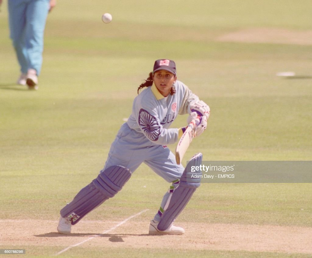 Women's Cricket - One Day International - England v India - Trent Bridge : News Photo