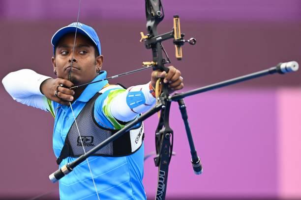 JPN: Archery - Olympics: Day 3
