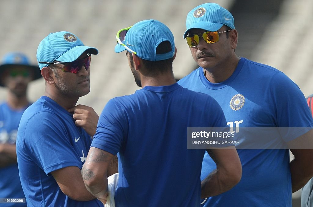 CRICKET-IND-RSA : News Photo
