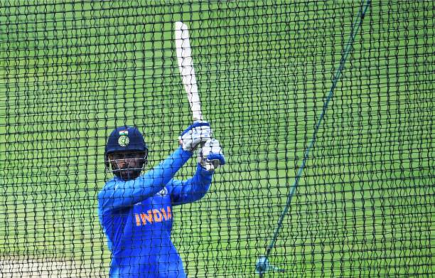 GBR: India v New Zealand - ICC Cricket World Cup 2019