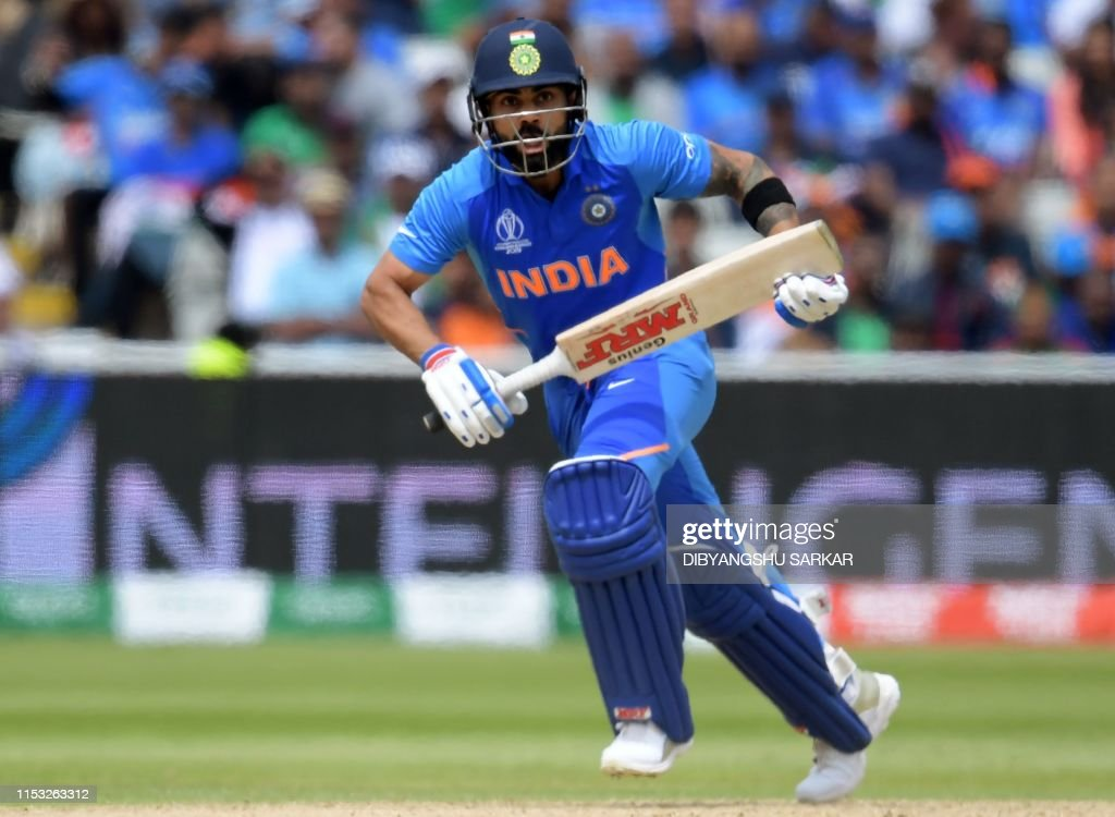 CRICKET-WC-2019-BAN-IND : News Photo