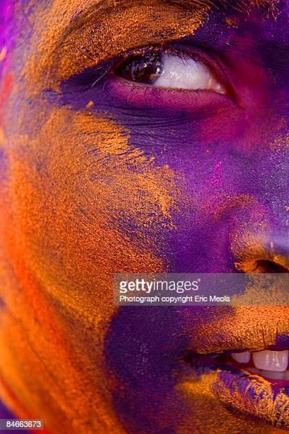India's Celebration of 'Holi'