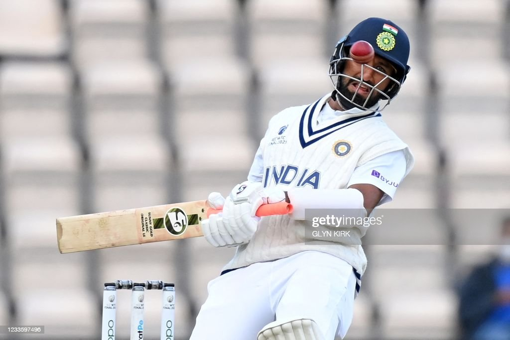 CRICKET-NZ-INDIA-ICC-TEST-FINAL : News Photo