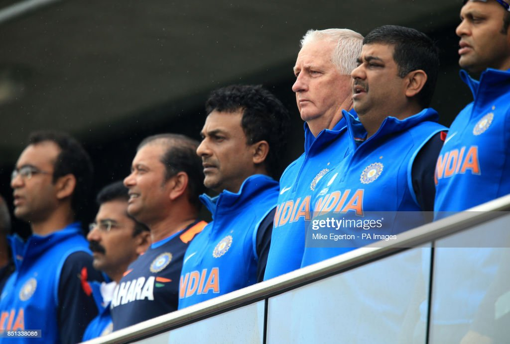 Cricket - ICC Champions Trophy - Final - England v India - Edgbaston : News Photo