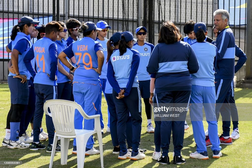 CRICKET-T20-WC-2020-WOMEN-IND : News Photo